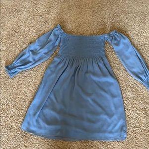 Mini Zara dress.